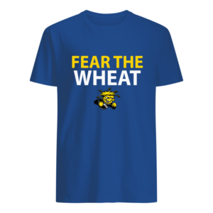 Fear the wheat t shirts